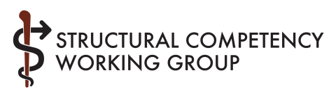 Structural Competency Working Group logo